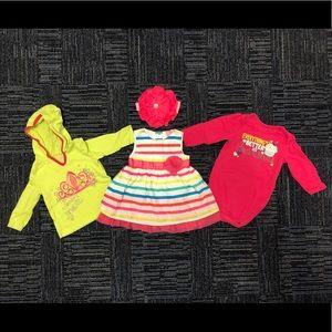 Colorful Children's Place bundle